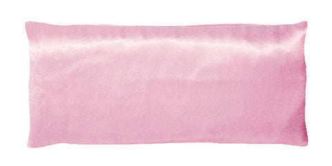 Eye Pillow - Silk Charmeuse Pink