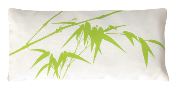 Organic Cotton Eye Pillow - Tradewinds Green Bamboo