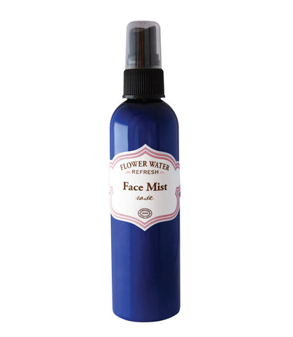 Essential Oil Flower Water Face Mist - Rose