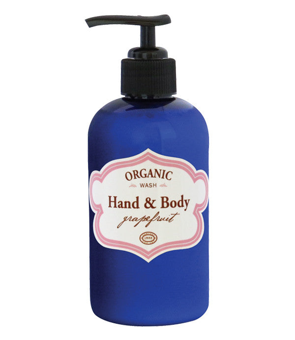 Organic Hand & Body Wash - Grapefruit
