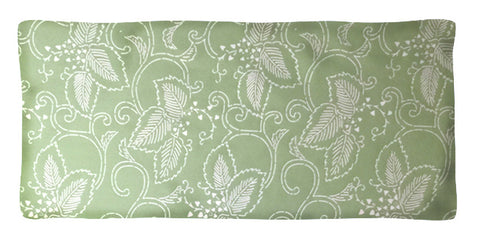 Spa Pillow - Green Vines