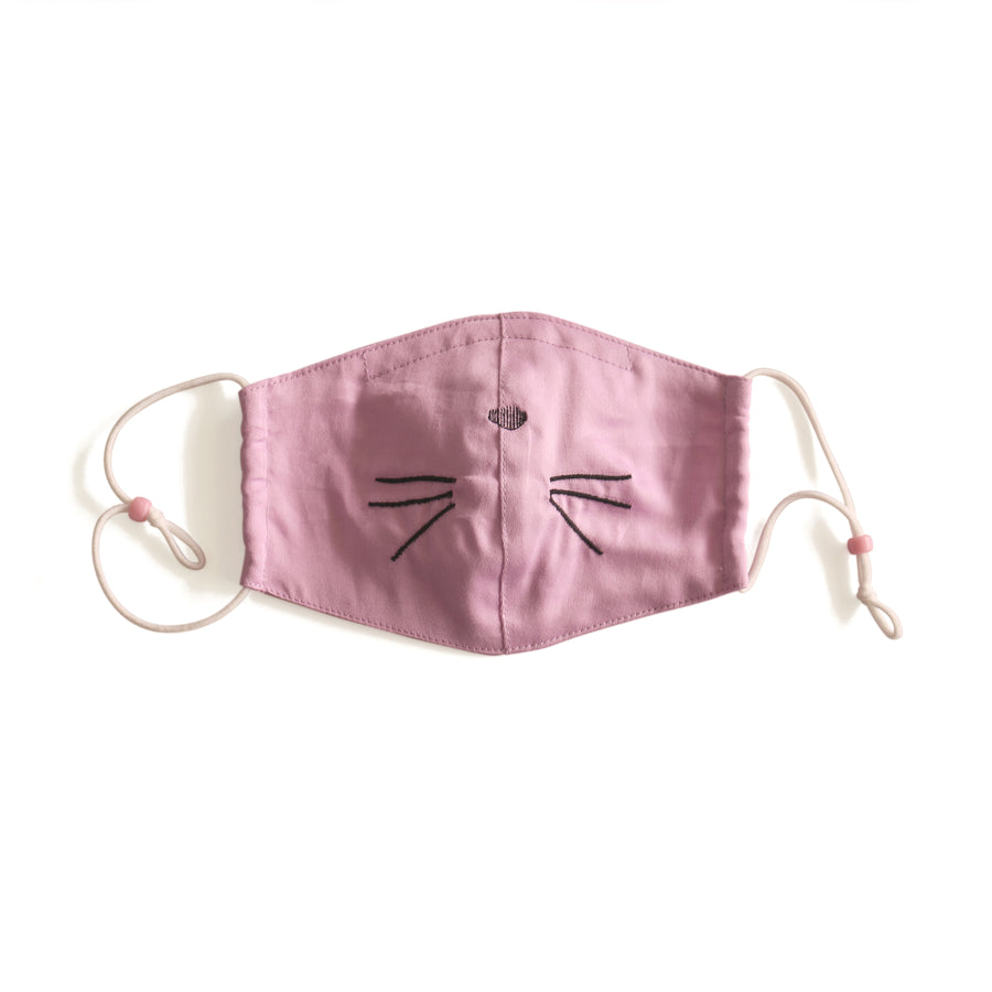Pokerface Mask The Kitty in Pink