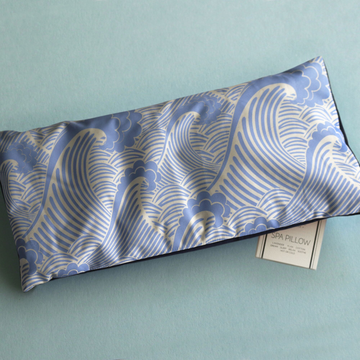 Spa Pillow - Blue Waves