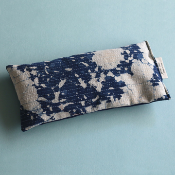 Eye Pillow - Indigo Splash