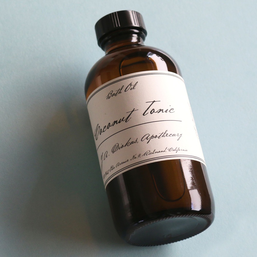 Apothecary Coconut Bath Tonic