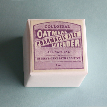 Pharmacie Fizzie - Oatmeal and Lavender
