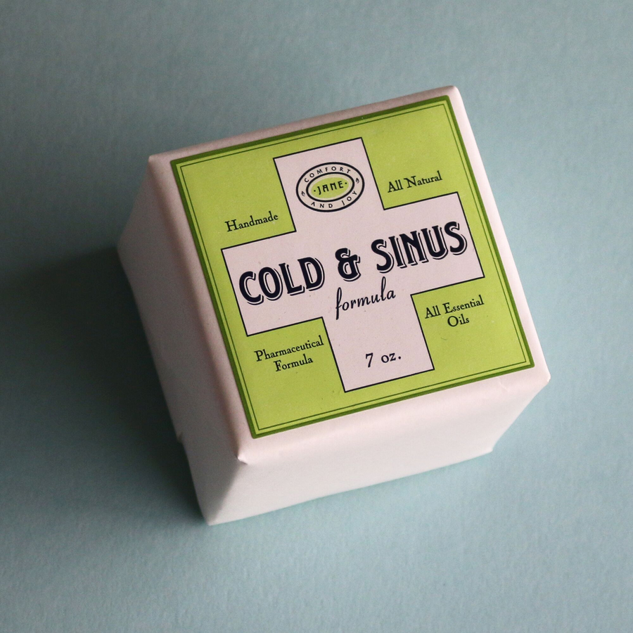 Effervescent Cube Cold & Sinus