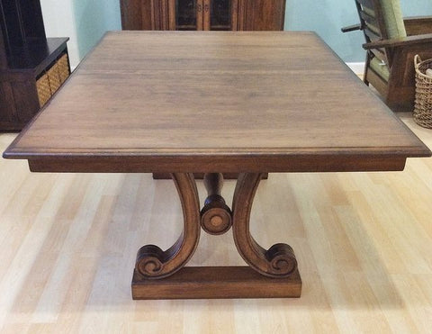 Amish Tables Low Sheen Finish