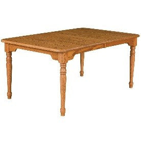 traditional leg extension table