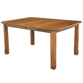west lake leg extension dining table