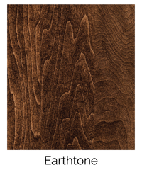 Earthtone Brown Maple