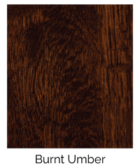 Quarter Sawn White Oak Burnt Umber