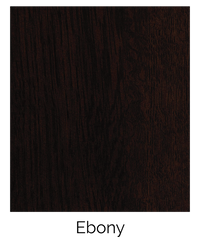 Quarter Sawn White Oak Ebony