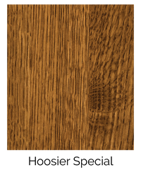 Quarter Sawn White Oak Hoosier Special