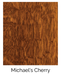 Quarter Sawn White Oak Michaels Cherry