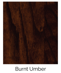 Red Oak Burnt Umber