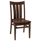 Amish tables lamont dining chair
