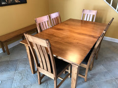 Amish Tables Made to Order Furniture