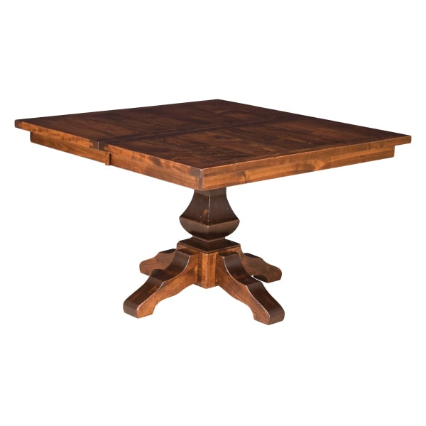 Lincoln Single Pedestal Extension Table