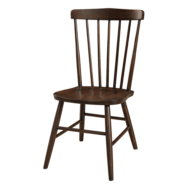 Amish Tables Solid Wood Cantaberry Side Chair