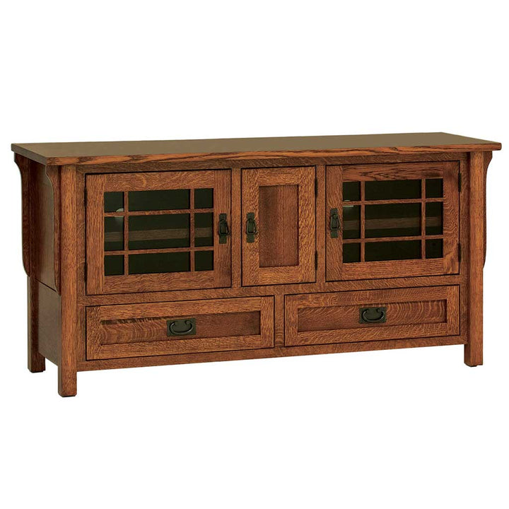 Quick Ship Landmark TV Cabinet