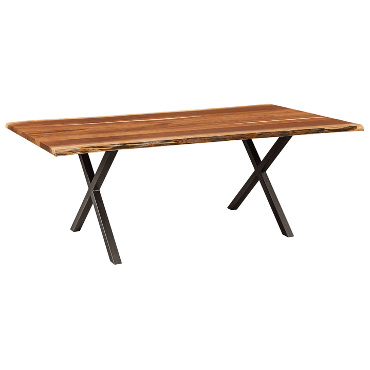 Quick Ship Xavier Trestle Table