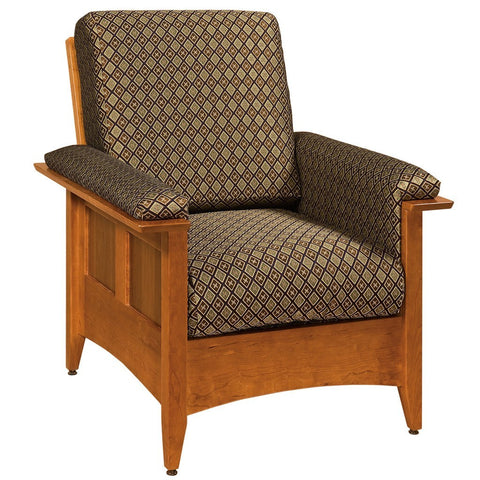 Alamo Arm Chair - Amish Tables  - 1