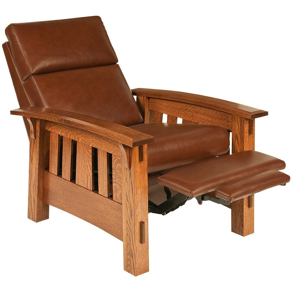McCoy Recliner | Amish Living Room Furniture – Amish Tables