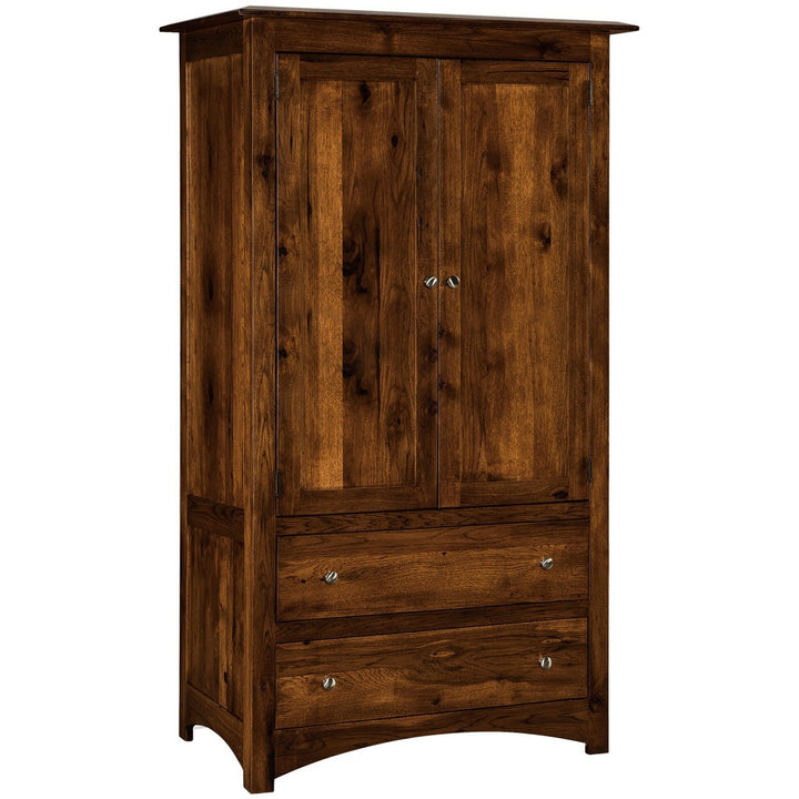 Finland Armoire - Amish Tables  - 1