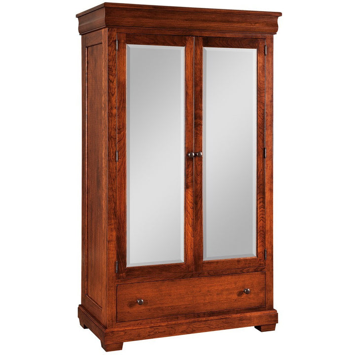 Marshfield Armoire - Amish Tables  - 1