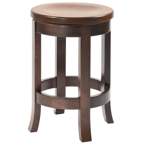Belmont Bar Stool - Amish Tables  - 1