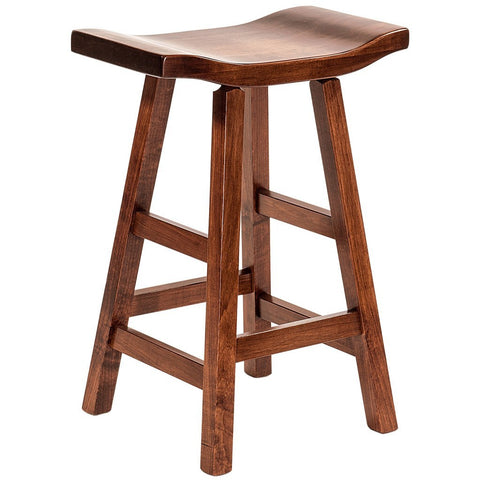 Portage Bar Stool - Amish Tables  - 1