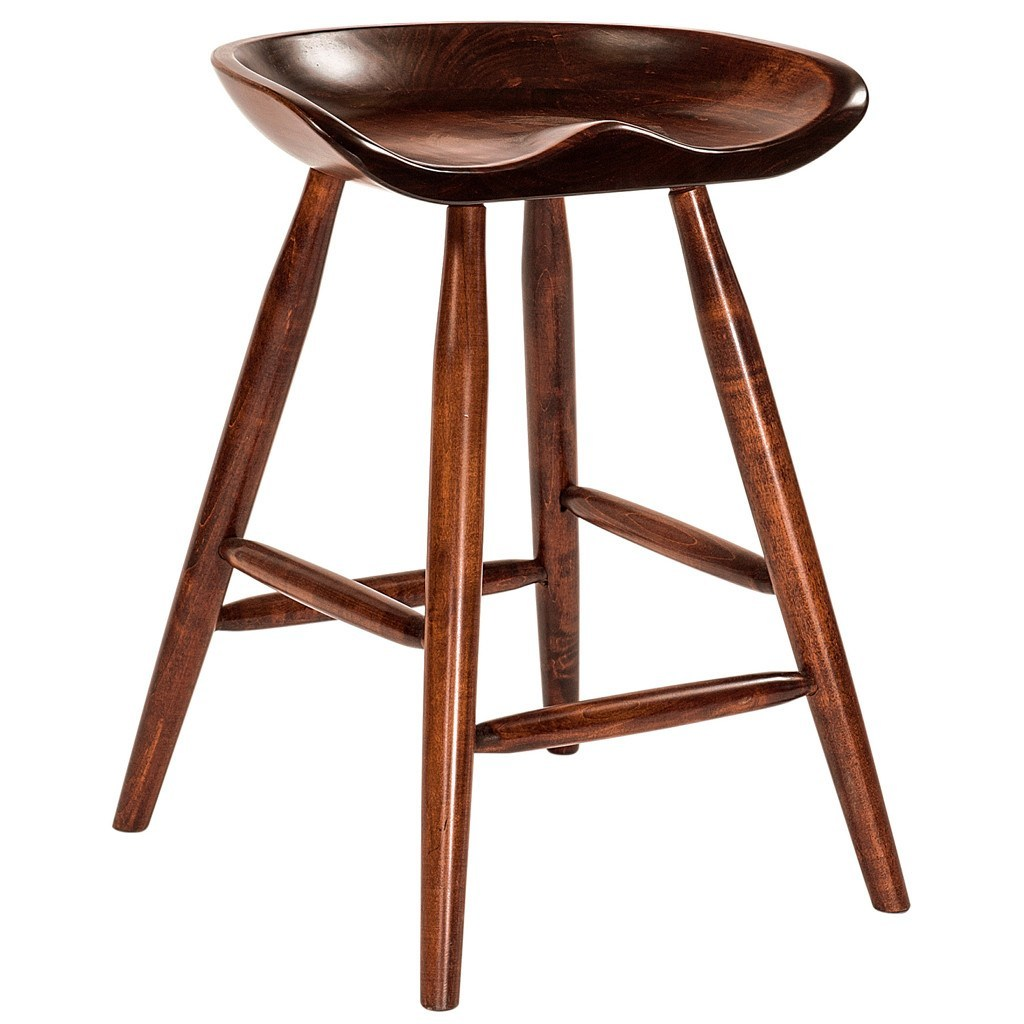 Winslow bar stool amish dining room furniture tables
