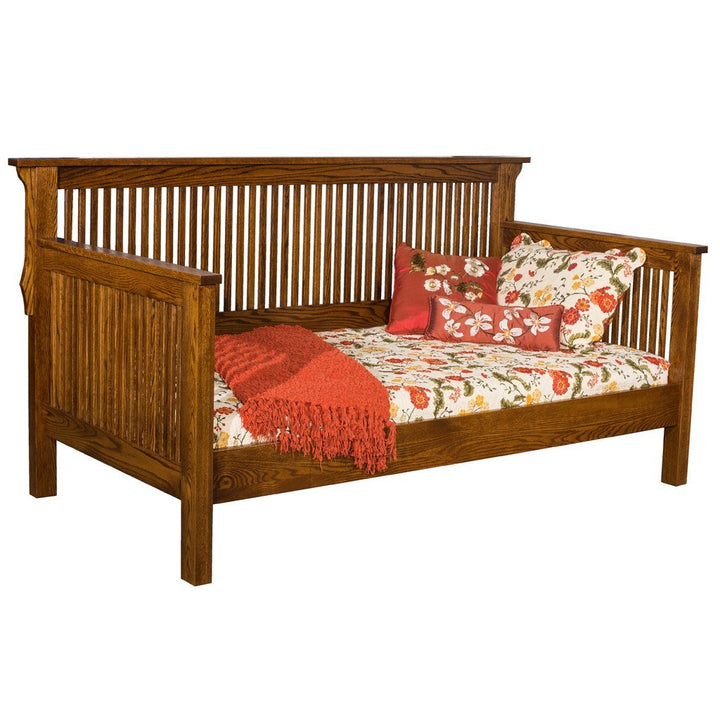 Mission Day Bed - Amish Tables  - 1