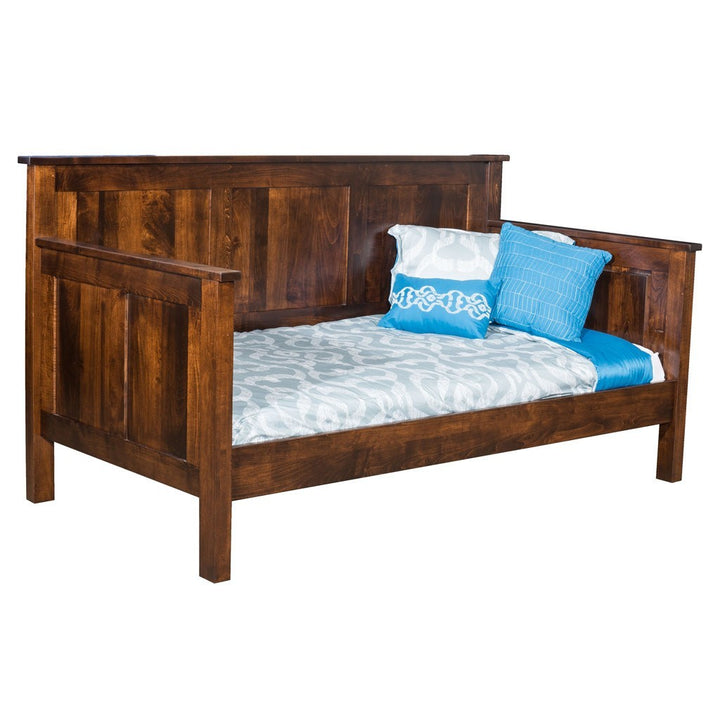 Panel Day Bed - Amish Tables  - 1