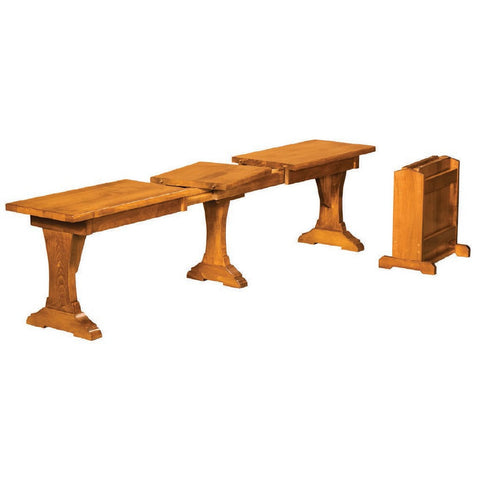 Bench - Wasilla Extendable Bench