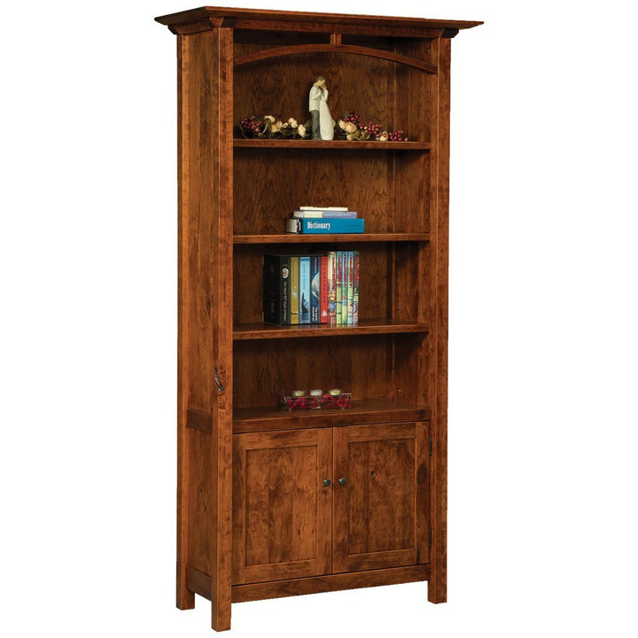 Artesa Bookcase - Amish Tables  - 1