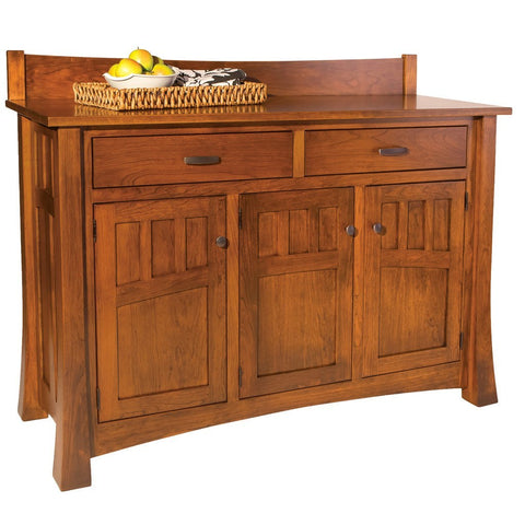 Dining Room Storage | Solid Wood Hutches & Buffets – Amish Tables