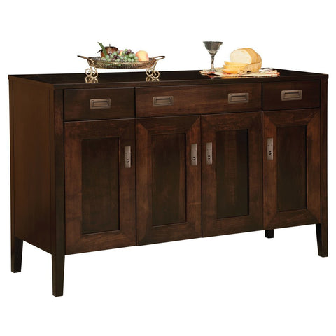Fayette Buffet - Amish Tables  - 1