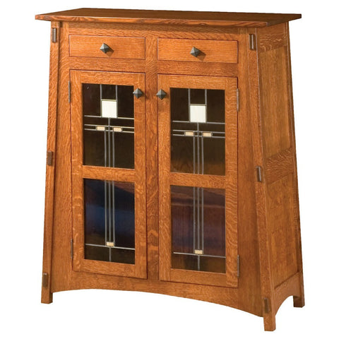 McCoy Cabinet - Amish Tables  - 1