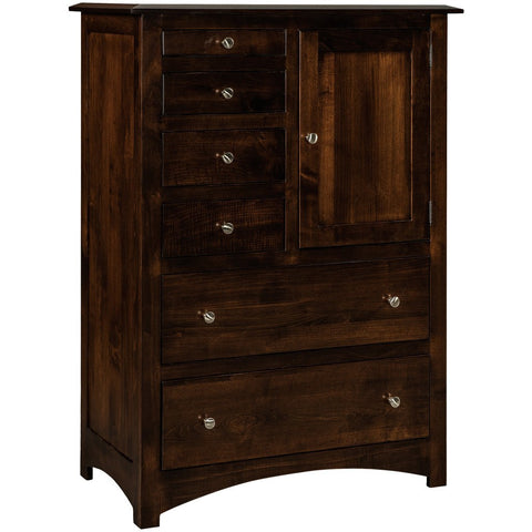 Finland Gentleman's Chest - Amish Tables  - 1
