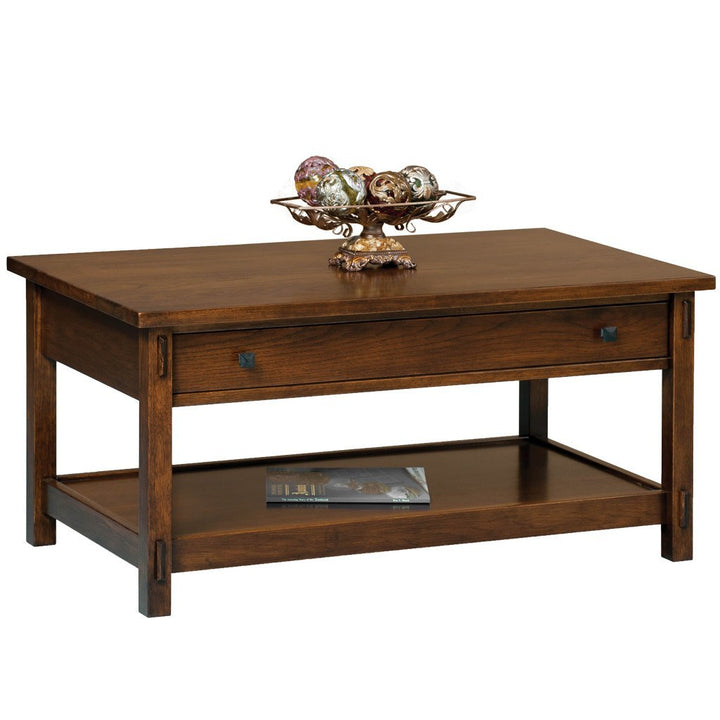 Centennial Coffee Table - Amish Tables  - 1