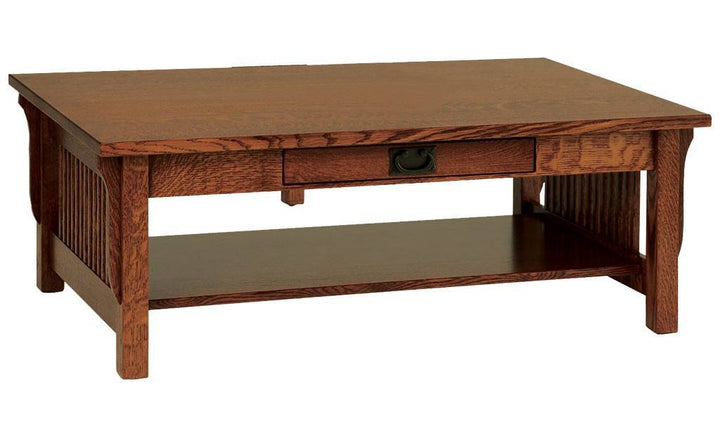 Landmark Coffee Table - Amish Tables  - 1