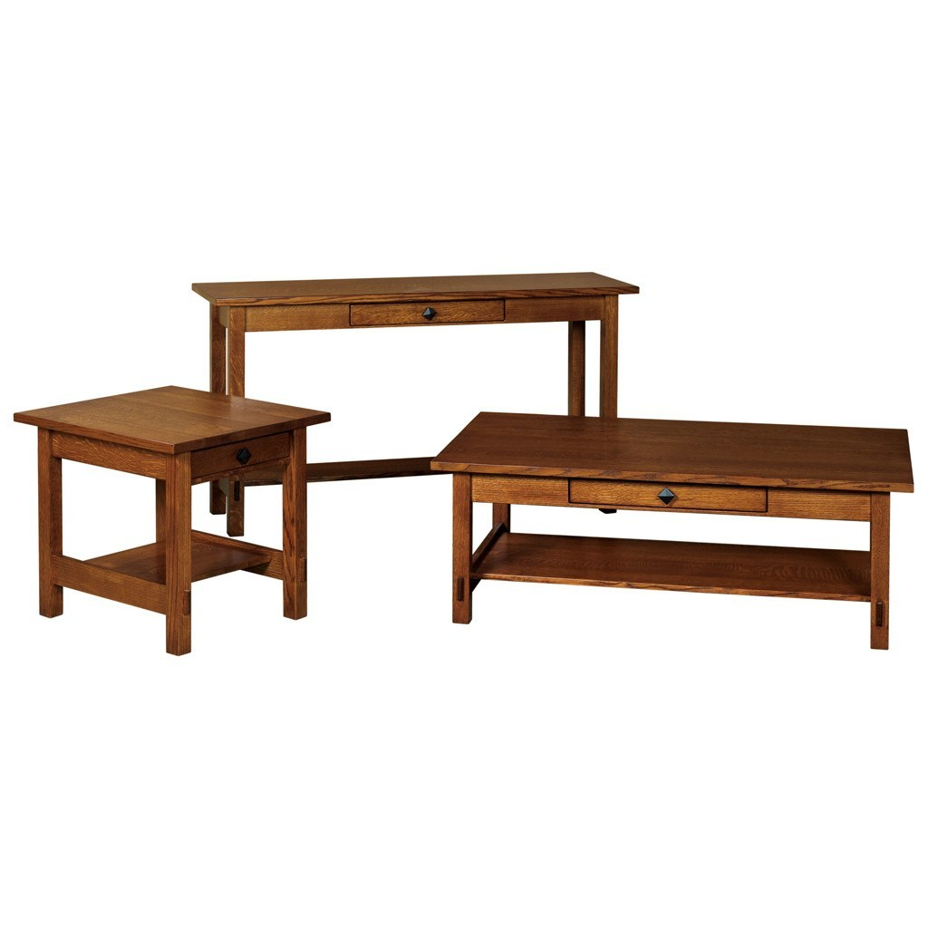 ... Springhill Coffee Table   Amish Tables   3 ...