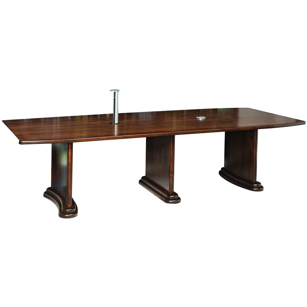 Nice Executive Conference Table   Amish Tables   1 ...