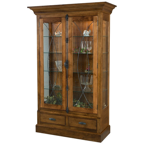 Amish Living Room Storage Furniture | Shop AmishTables.com – Amish ...