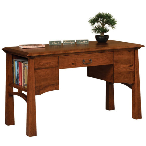 Artesa Library Table - Amish Tables  - 1