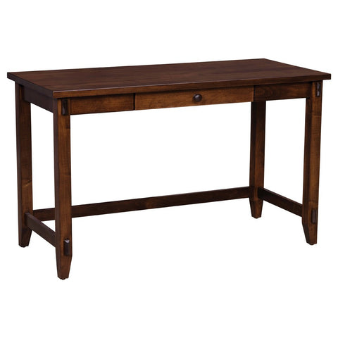 Bungalow Writing Desk - Amish Tables  - 1