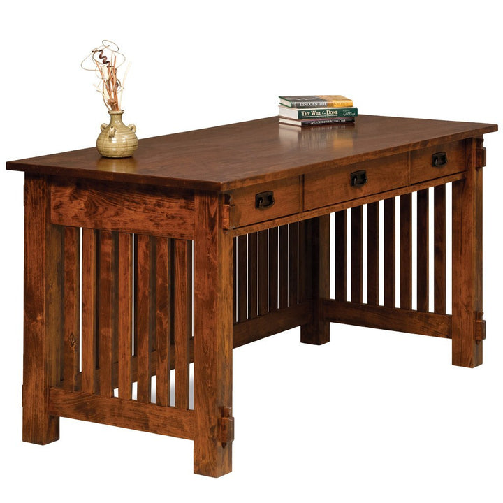 Craftsman Desk - Amish Tables  - 1