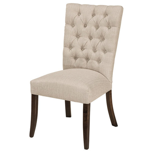Alana Dining Chair - Amish Tables  - 1